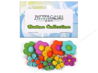 Buttons Galore Theme Buttons Backyard Blooms
