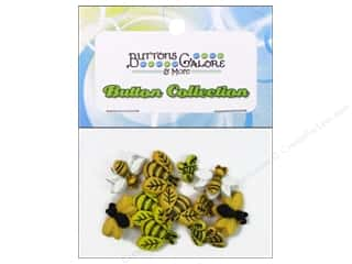 Sewing &amp; Quilting: Buttons Galore Theme Buzzin Around