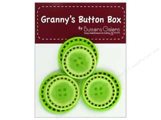 Buttons Galore Grannys Button Stitch Key Lime
