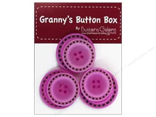 Buttons Galore Grannys Button Stitch Strawberry