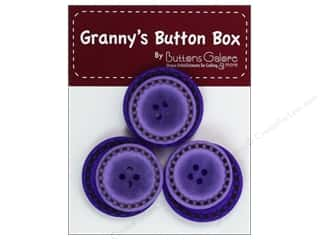 Buttons Galore Grannys Button Stitch Plum