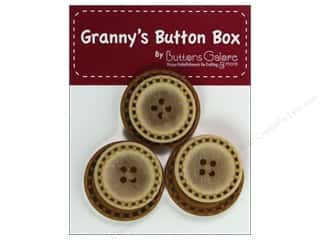 Buttons Galore Grannys Button Stitch Latte