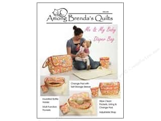 Tote Bags / Purses Patterns: Me & My Baby Diaper Bag Pattern