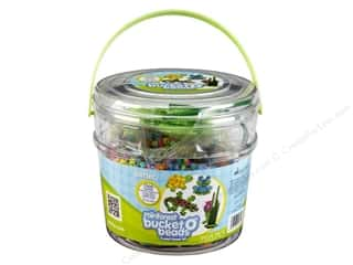 Perler Animals: Perler Bucket o' Beads Rainforest