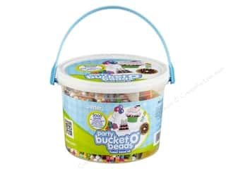 Kids Crafts Party & Celebrations: Perler Bucket o' Beads Party
