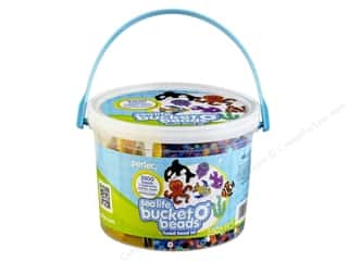 Perler Beach & Nautical: Perler Activity Bucket Sea Life