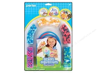 Perler $4 - $6: Perler Fused Bead Kit Ocean Aquarium
