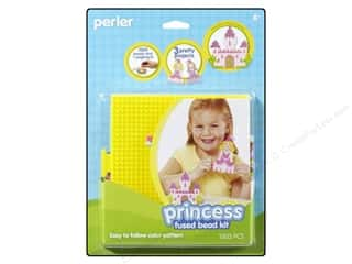 Perler Fused Bead Kit Princess
