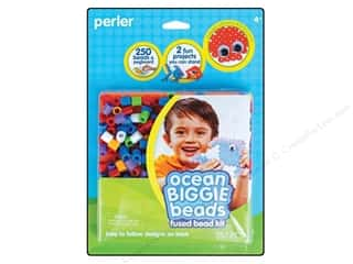 2013 Crafties - Best Adhesive: Perler Fused Bead Kit Biggie Ocean