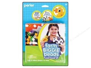 Perler Fused Bead Kit Biggie Farm