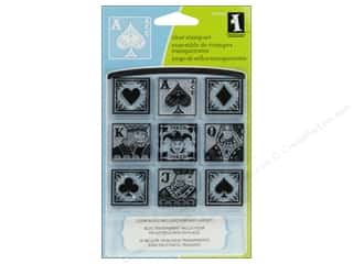 Inkadinkado InkadinkaClings Clear Stamp Bundle Upper Deck