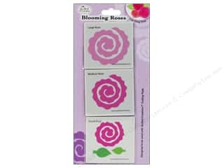 Dies Craft & Hobbies: Quilled Creations Tools Quilling Dies Blooming Roses