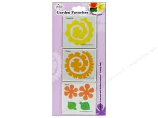 Dies Craft & Hobbies: Quilled Creations Tools Quilling Dies Garden Favorites