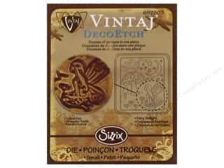 Sizzix Die Vintaj DecoEtch Fairy Twilight