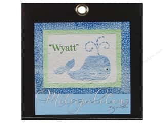 Wyatt The Whale Pattern