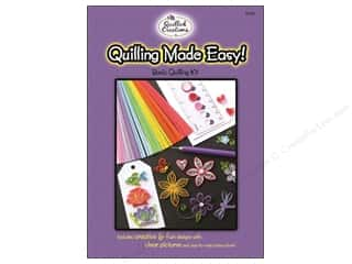 Quilting Made Easy: Quilled Creations Quilling Kit Made Easy