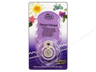 Quilling Quilling Papers: Quilled Creations Tools Deluxe Crimper