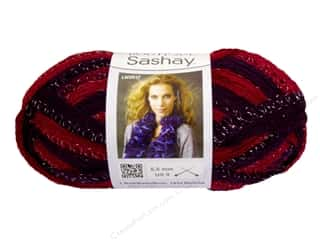 Clearance Red Heart Designer Sport Yarn: Red Heart Boutique Sashay Yarn #1943 Tango 30 yd.