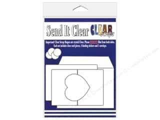 Clear Scraps Send It Clear Heart