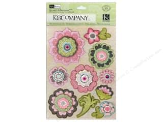 K&amp;Co Grand Adhesions KP Blossom Floral