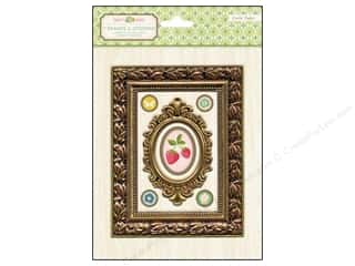 Crate Paper Embel Pretty Party Foil Frames