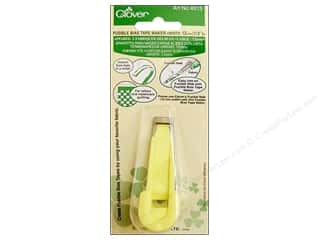 quilting Tape: Clover Fusible Bias Tape Maker .5&quot;