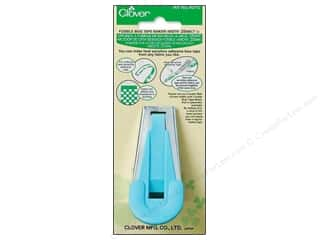 quilting Tape: Clover Fusible Bias Tape Maker 1&quot;