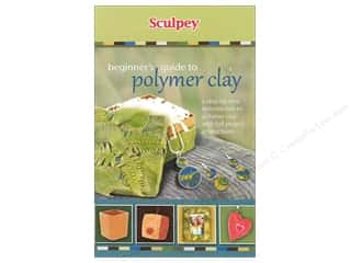 "Books & Patterns 16"": Sculpey Beginner's Guide To Polymer Clay Book"