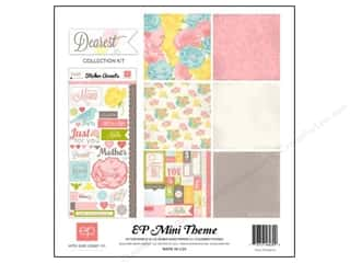"Echo Park Collection Kit 12""x 12"" Dearest"