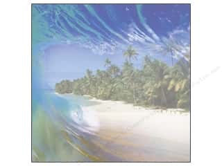 Paper House Paper 12x12 Hawaii Catch A Wave (25 piece)