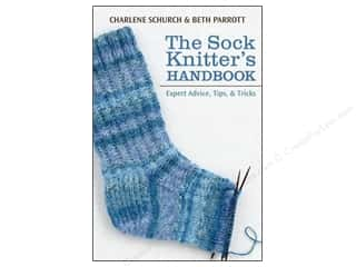The Sock Knitter&#39;s Handbook Book