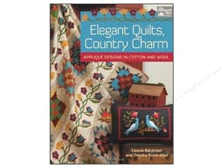 Elegant Quilts Country Charm Book