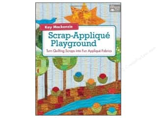 Weekly Specials Perler Fused Bead Kit: Scrap Applique Playground Book