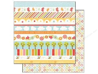 Echo Park 12 x 12 in. Paper Hello Summer Borders (25 piece)