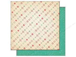 Cosmo Cricket Cardstock 12&quot;x 12&quot; Baby Jane Hop &amp; Skip (12 piece)