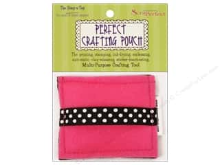 ScraPerfect Perfect Crafting Pouch Strap N Tap