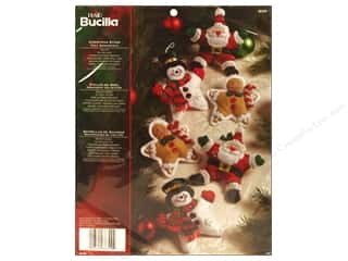 Bucilla Felt Kits Christmas Stars Ornaments