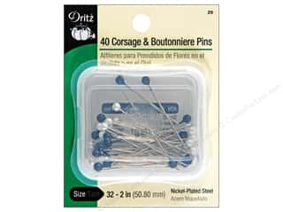 Corsage and Boutonniere Pins by Dritz Size 32 40pc