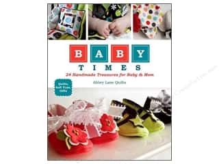 Stash Books An Imprint of C & T Publishing Clearance Books: Stash By C&T Baby Times Book