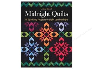 Books & Patterns C&T Publishing Books: C&T Publishing Midnight Quilts Book by Lerlene Nevaril