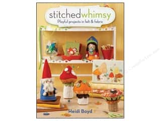 North Light Books Doll & Doll Accessories Books: North Light Stitched Whimsy Book