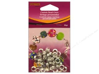 Clearance Blumenthal Favorite Findings: Premo Jewelry Finding Polyform Bead Cores 50pc