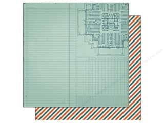 Crate Paper 12 x 12 in. Paper Story Teller Document