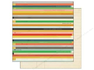 General Pencil: Crate Paper 12 x 12 in. Paper Story Teller Generations (25 pieces)