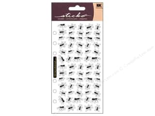 Gardening & Patio Scrapbooking & Paper Crafts: EK Sticko Stickers Ants