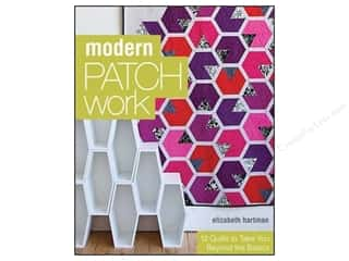 Stash By C&T Modern Patchwork Book