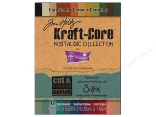 Coredinations Cdstk Pk 4.25x5.5 TH Kraft Core