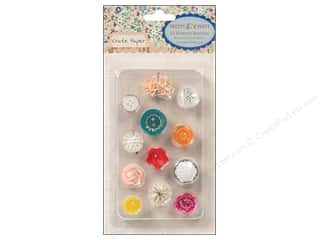 Crate Paper Buttons Pretty Party