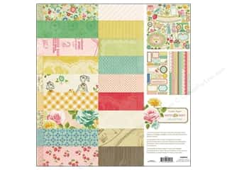 Crate Paper Collection Pack 12x12 Pretty Party