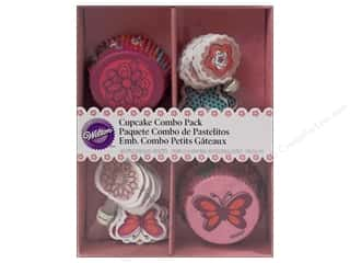 Wilton Baking Cup Cupcake Combo Pack Pink 48 sets